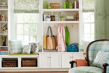 Bookcases / by Lorianne Grundmeyer-Marcy