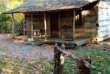 Tatum Cabin ca. 1785