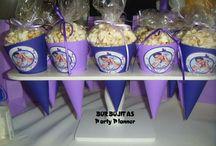pop corn violetta