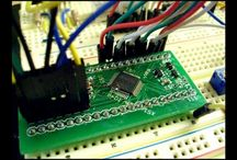 USB2Things - DIP board