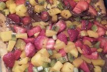 Gesunde Ernährung für Mama und Kind / Tipps und Rezepte - für Kinder kochen, mit Kindern kochen!