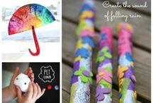 Kids Crafts / by Heather {It's A Long Story}