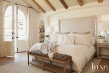 Master Bedrooms / by Mallory Mize
