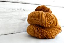 Clara Project Ideas / Clara is a light and lofty sport-weight yarn.  The superwash merino fiber takes dye beautifully (in addition to being beautifully easy to care for).  Try Clara for your next lightweight pullover! http://fairmountfibers.com/yarns/clara