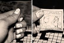 nails / by Amelia Faiola
