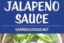 sauces/dips/salsa/guac recipes