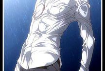 Mamoru in the rain Crystal season 3