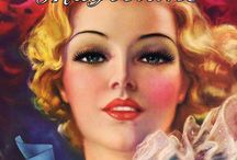 Vintage Beauty Ads / Celebrating my love of cosmetic advertising / by That Pinup Girl