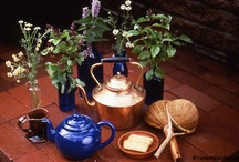 Beverages / From teas hot and cold to cocktails, find herbal drinks here. / by Herb Society of America