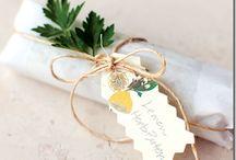 homemade gifts / by Carol Bond