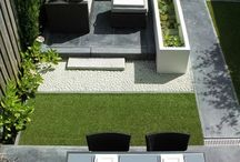 Terrazas, Patios, Yards and how to organise them / Types, styles and exterior deco