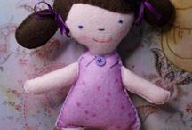 Felt On Folksy... / Gorgeous Felt items from Folksy....
