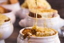 Winter Food - Soups/Stews