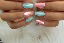 Ładne paznokcie