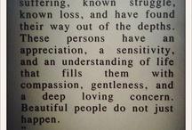 inspirational words / by Cassie McCumstie
