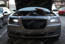Chrysler LED Lights / by iJDMTOY.com Car LED