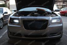 Chrysler LED Lights / by iJDMTOY.com Car LED