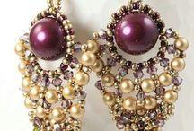 Earrings bead 2