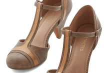 Retro shoes / 1920s-1950s