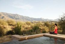 """""""Miraval Gives Back"""" / Miraval Gives Back aims to help some of the people most in need of a weekend of wellness – those bravely facing challenging, life-altering events, but lacking the resources to book a stay."""