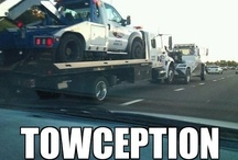 Tow Truck Life / by Brittany McGill