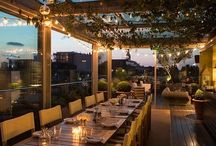 Rooftop Bars we'd like to visit