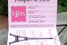 Paris / Tema tres