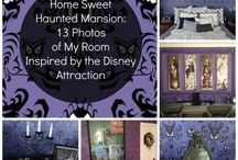 haunted mansion / by Karrie Thatcher