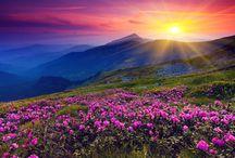 Природа, Пейзажи / Nature, Landscapes / Красоты природа... The beauty of nature...