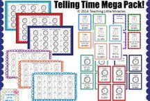 Math - Telling Time