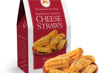 Say Cheese! / All-Things Cheese & Cheese Straws!