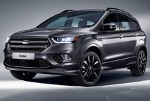 Ford Kuga 2016 restylé