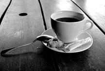 Coffee, tea and drinks