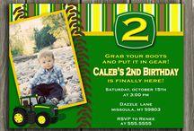 Birthday Ideas / by Tiffani Byrd