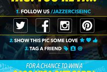 Contests / by Jazzercise Inc
