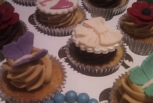 My cakes and cupcakes