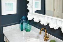 Inspiration + Bathroom / by Kelsey Clark