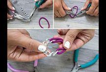 Bracelets / DIY jewellery