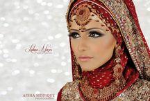 hijabi brides