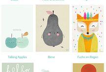 Kinderzimmer Ideen / Ideen für's Kinderzimmer