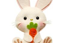 F E L T R O ⭐ Coelho / Bunny