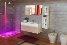 Gaivi Show-room area Home Wellness / Tutte le emozioni di un centro benessere a casa tu