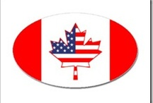 The Best of Both Countries / I was born in the USA and now live in Canada.  I have the best of both countries.  Here are just a few of the things that define both countries.