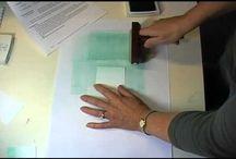 Card Making - Brayer