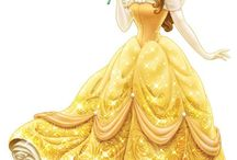 Belle / My Favorite Disney Princess / by Sherri Stevenson