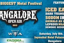 KyaZoonga.com: Buy tickets online for Bangalore Open Air 2013