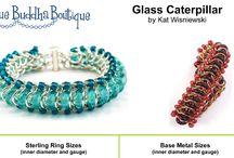 Chainmaille Tutorials by me, Kat Wisniewski, of Elemental Art Jewelry