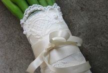 Bridal Bouquets / by Heidi Crowder