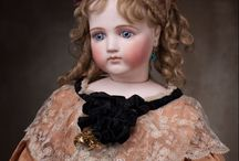 ~Dolls from Yesteryear...~ / ~Do Girls Ever get too Old to Love Dolls~ / by Sandra Williams Smith