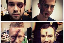 Make up / Makijaż ,charakteryzacja